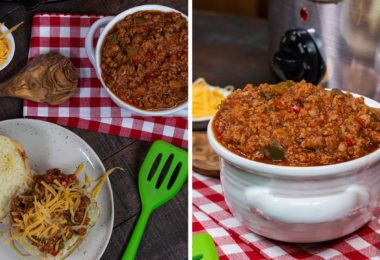 Slow Cooker Sloppy Joes Recipe