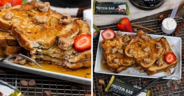 Easy Protein Greek Yogurt French Toast Recipe