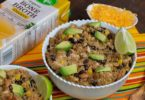 Spicy Quinoa Taco Bowls Recipe