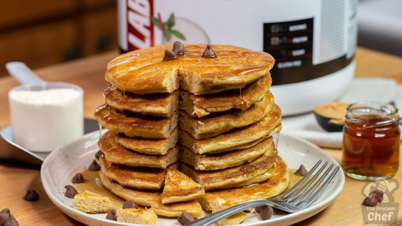 Flourless Protein Pancakes Recipe