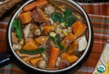 Sweet Potato Stew Recipe