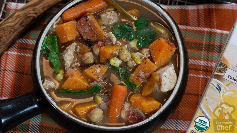 Sweet Potato Stew Recipe