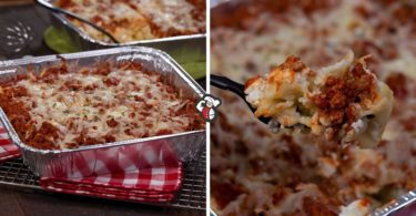 Cottage Cheese Lasagna Recipe