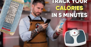 How To Track Your Calories