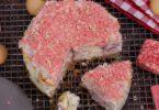Strawberry Shortcake Protein Cheesecake Recipe
