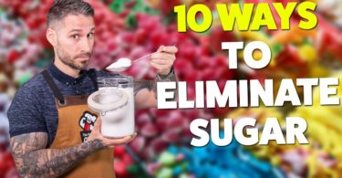 How To Easily Reduce Your Sugar Intake