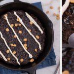 Chocolate Peanut Butter Protein Oatmeal Recipe