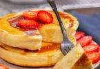 Protein Fluffy Japanese Pancakes Recipe