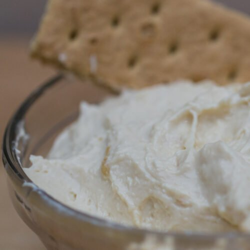 Protein Frosting